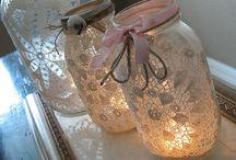 Crafty ideas / by Kimberly Smith