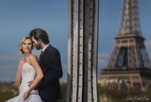 Hayari Couture wedding gowns and Paris