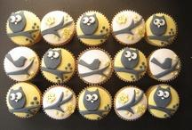 Fondant/cakes/cupcakes