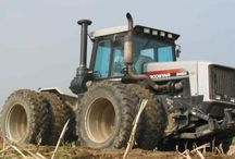 Tracteur AGCOSTAR