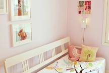Bedroom / Girls bedroom inspirations