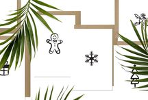 Christmas Cards / by For the Love of Stationery // Shop Photo Wedding Invitations