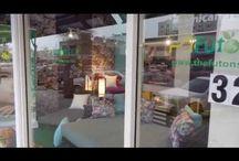 The Futon Shop San Mateo / The Futon Shop San Mateo Showroom at 32 East 4th Street. Call us at (650) 573-1082