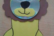 Animal craft idea / This page has a lot of free and easy paper and recyled Animal craft idea for kids,parents and preschool teachers.