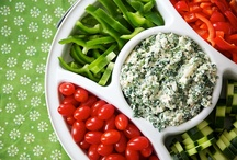 Vegetarian Snacks / by Sara Vaughn