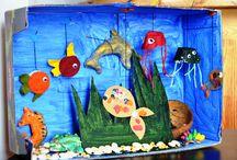 Dla dzieci - DIY Zrób to sam / Jak kreatywnie spędzić czas z dziećmi, zrobić zabawki.
