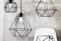 Room decor / Industrial design, scandi design, things for home.