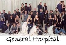 General Hospital / by Melanie Gabriel