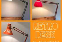 Deerstedt - Etsy shop space age and vintage lighting / Etsy shop with lighting and home decor from the mid century