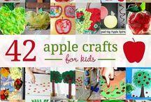 fall fruit crafts pk1