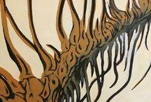 Works of Neal Rogers, my favorite fine artist