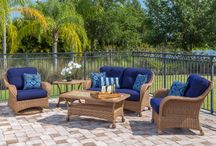 Wicker Furniture / Wicker Furniture for your patio furniture by Windward Design Group.