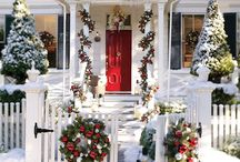 Have a white Christmas decorating and sweet treats / by Felecia Weidner