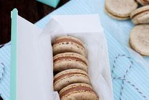 Macaron / I am a macaron fan. These pins all have linked recipes which I am eager to try.
