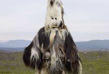 Ethnique - tribal - sauvage