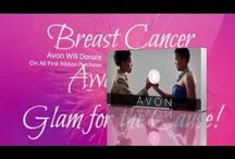 Avon Causes - Beast Cancer Awareness, Empowerment & Pink Ribbon / Avon will donate a portion of the net profits with a purchase of any of these products.