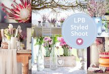 Styled Shoots / #weddinginspiration #styledshoot #weddingideas  / by Little Pink Book Wedding Planner ♥