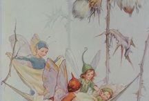 Bloemenkinderen / Flower fairies