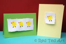 Kids Craft - Spring