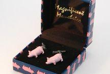 Piggy Acessory ~ Cuff Links