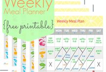 Meal planning  / by Meagan Cohen