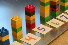 čísla, tvary, farby,veľkosť,  orientácia