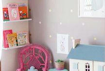 Makayla's Big Girl Room / Little girls room / by Heather Wozlowski