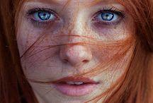 Redhead :D