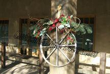 Western. Christmas  / by Megan Woodson