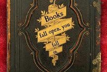 Books / by Marsha Lee