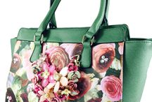 Olivia lleeza handbags available on Amazon.