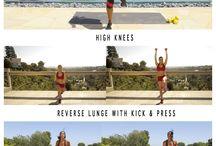 Belles fitness tips