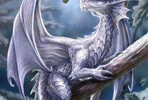 Dragons & Mythical Beings / anything to do with dragons