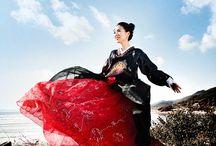 International dresses / by Margarita Gomez