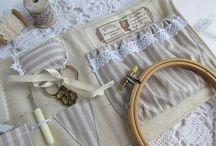 органайзер для вышивки своими руками