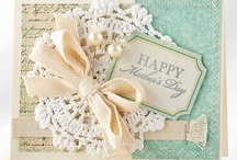 Card Inspiration - Shabby