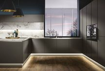 Sheraton Interiors Handleless Kitchens / Sheraton Interiors design, manufacture and install exquisite bespoke kitchens made from the finest materials. We offer a tailored design service taking projects from initial design to final completion. We pride ourselves on delivering unrivalled level of customer service; your satisfaction is our number one priority.