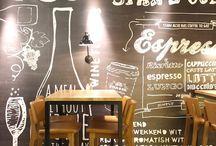 Architectura - Cafe interior / All kind of interior