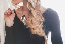 Penteados / Trança