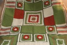 crochet quilt / by Myss Jones