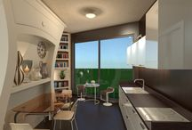 Planner 5D designs: kitchens