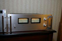 Highest Hi-Fi / Vintage/Golden Era Stereo Gear / by Mike Wheeler