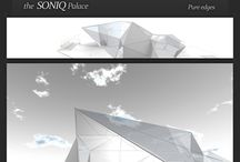Virtual Architecture Elements -- The SONIQ Palace / Second LIFE -- here a new MESH building by Digital CULT  http://www.mydigitalcult.com/  Designers: Andrea Avellino and Colpo Wexler