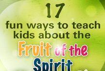 Bible School Ideas / by Halee Merrell