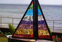 Glass art and other arts / by Arielle Goldhammer