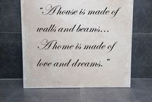 Quotes about home / #homequotes