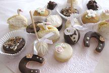 Svatby, vánoce, cukroví