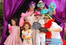 Photocall Divertido / Photocall para fiestas de todas las edades.  Consultar: rosalyevents@gmail.com www.rosalyevents.com