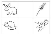 grafomotorické listy