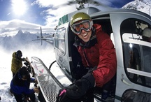 Life on the edge / Ultimate experiences and tours for those who like to get the adrenaline pumping.